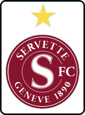 Logo of SERVETTE FC (SWITZERLAND)