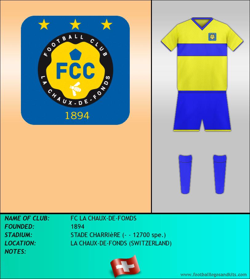 Logo of FC LA CHAUX-DE-FOMDS