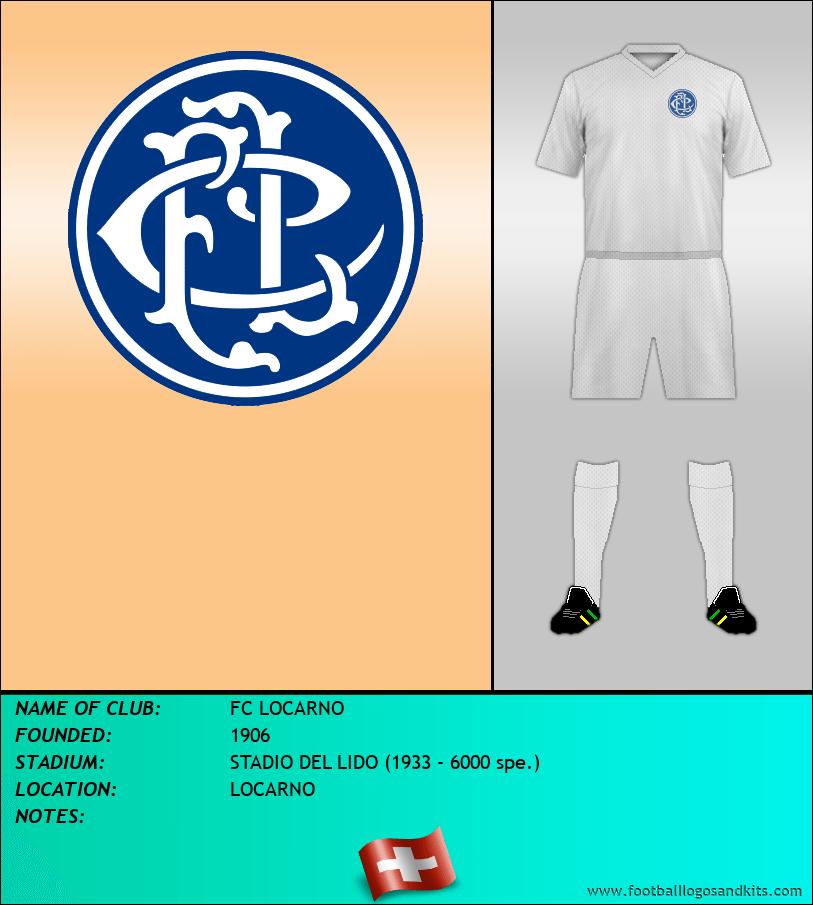 Logo of FC LOCARNO