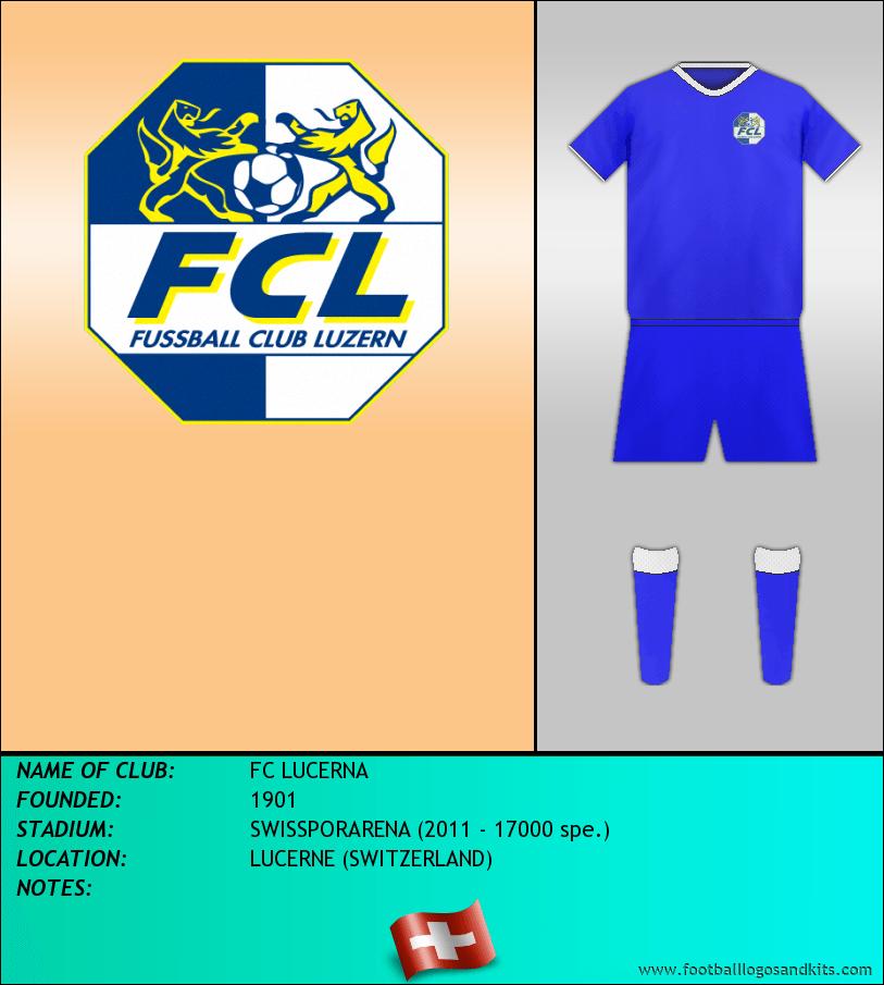 Logo of FC LUCERNA
