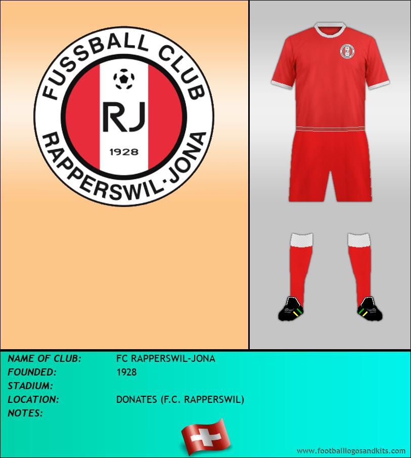 Logo of FC RAPPERSWIL-JONA