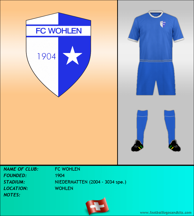 Logo of FC WOHLEN