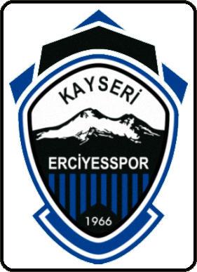 Logo of KAYSERI ERCIYESPOR (TURKEY)