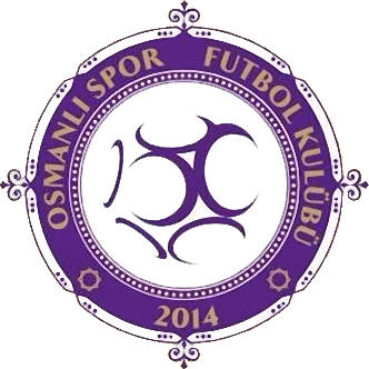 Logo of OSMANLISPO FK (TURKEY)