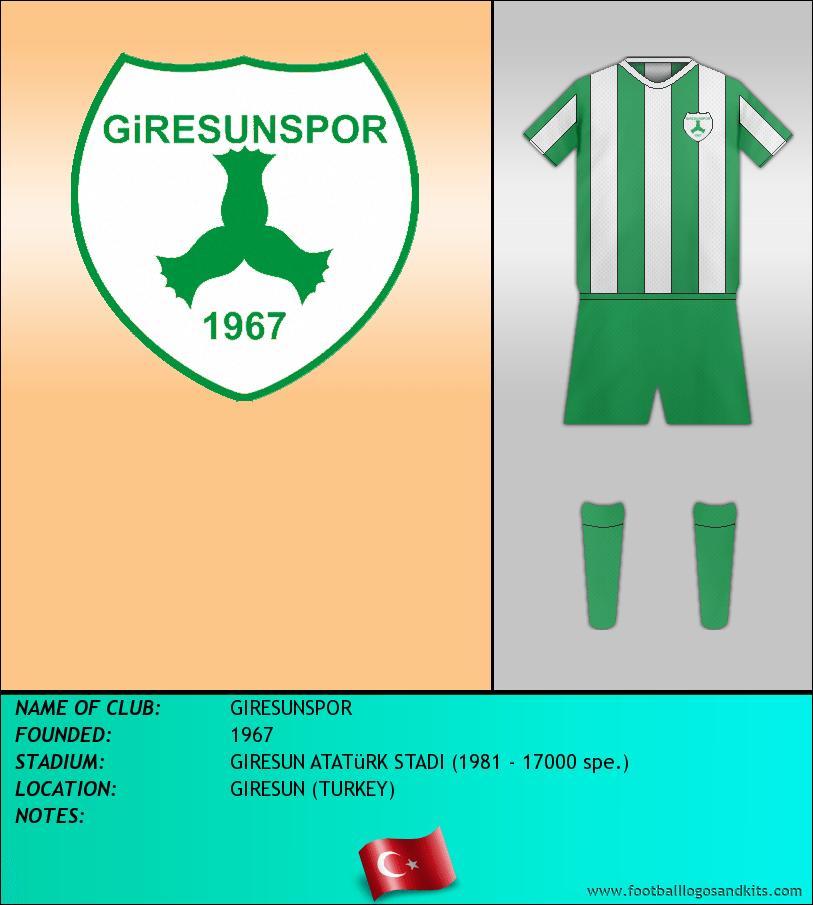 Logo of GIRESUNSPOR