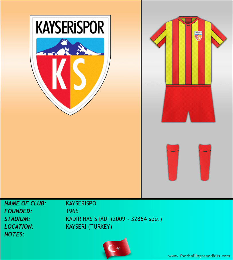 Logo of KAYSERISPO