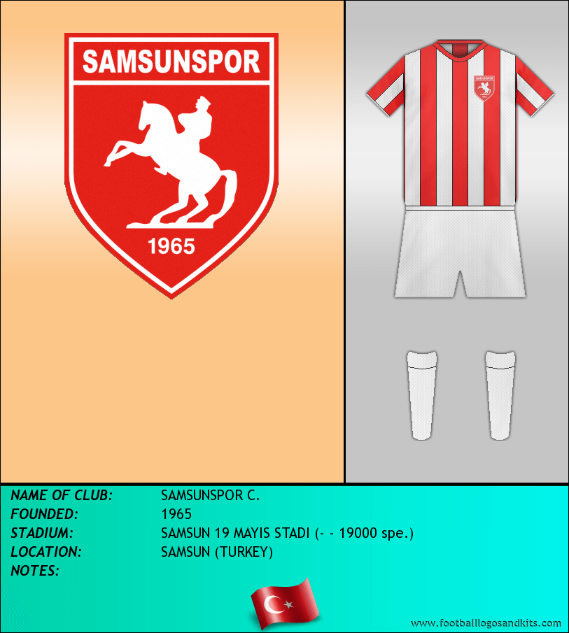 Logo of SAMSUNSPOR C.