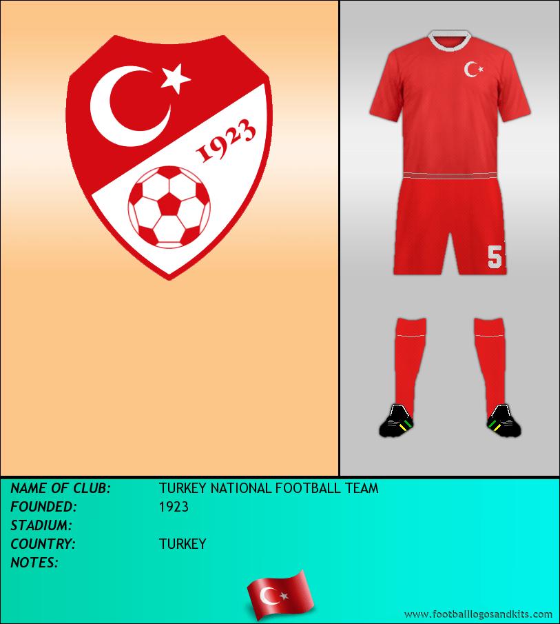 Logo of SELECCIÓN DE TURQUIA