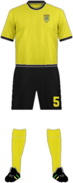 Kit FK BUKOVYNA