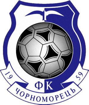 Logo of FC CHERNOMORETS (UKRAINE)