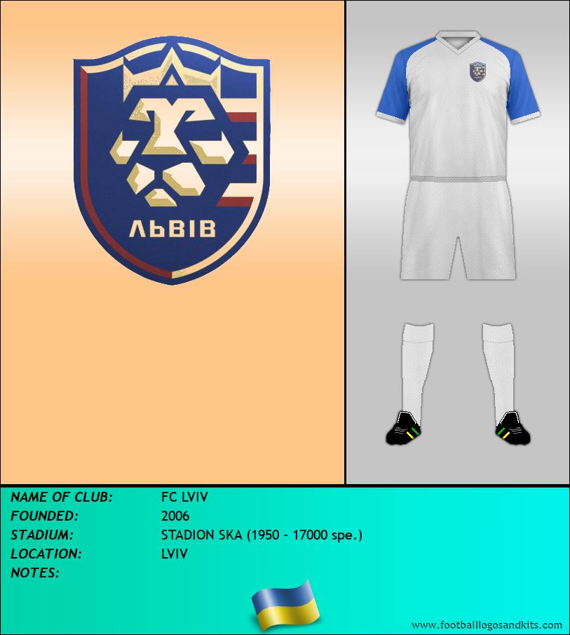 Logo of FC LVIV