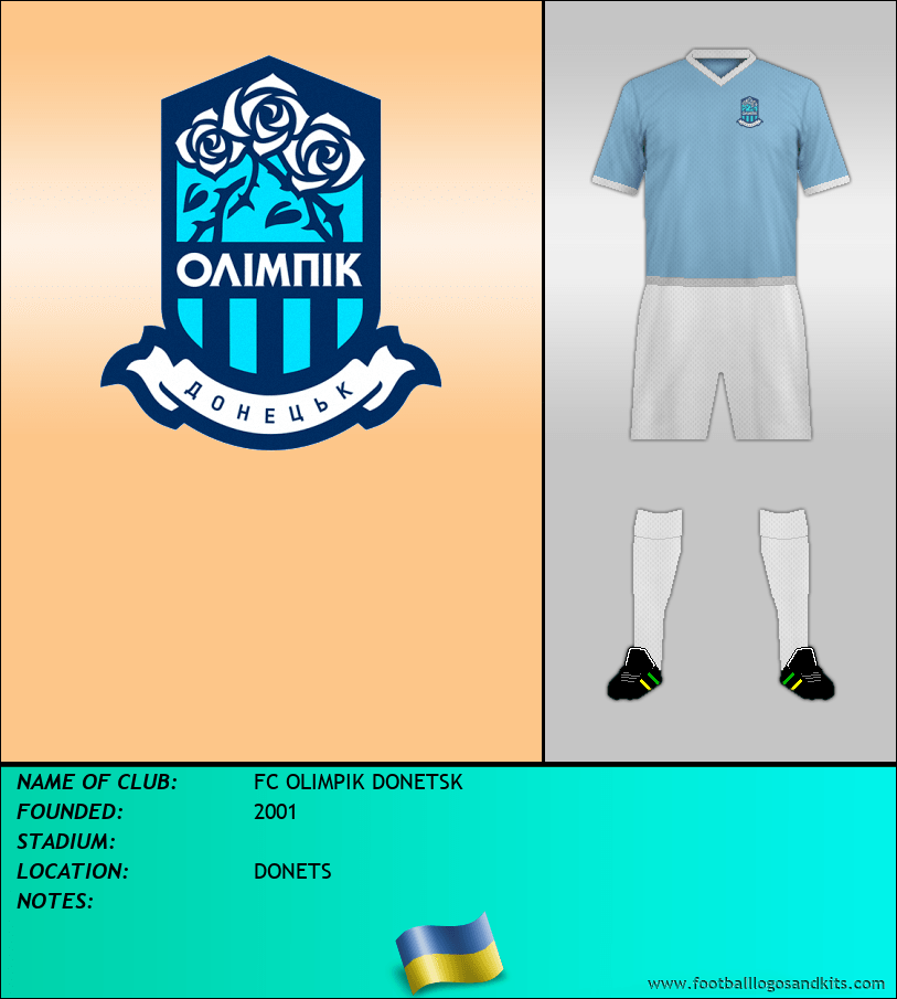 Logo of FC OLIMPIK DONETSK