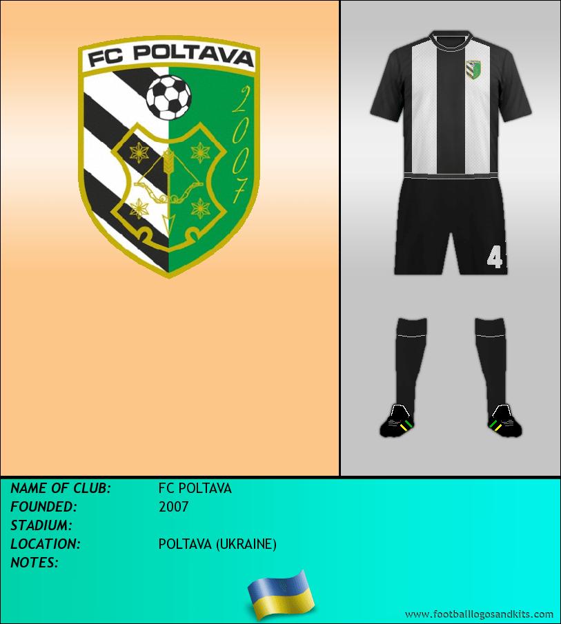 Logo of FC POLTAVA